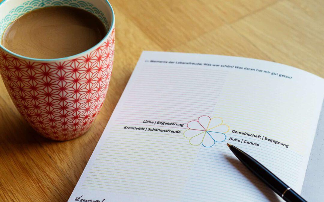 Wie Du mit Journaling Dein Glücksempfinden stärkst